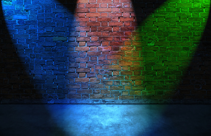 led leuchtstofflampe rgb