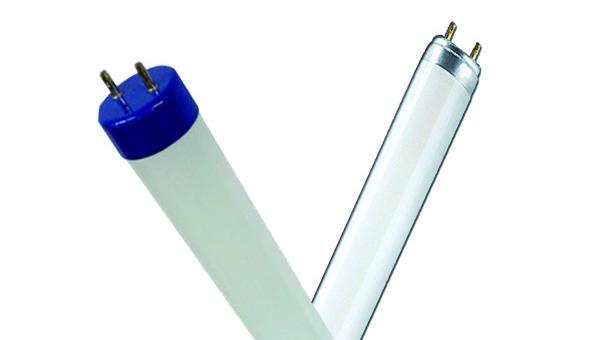 led röhren und leuchtstoffröhren